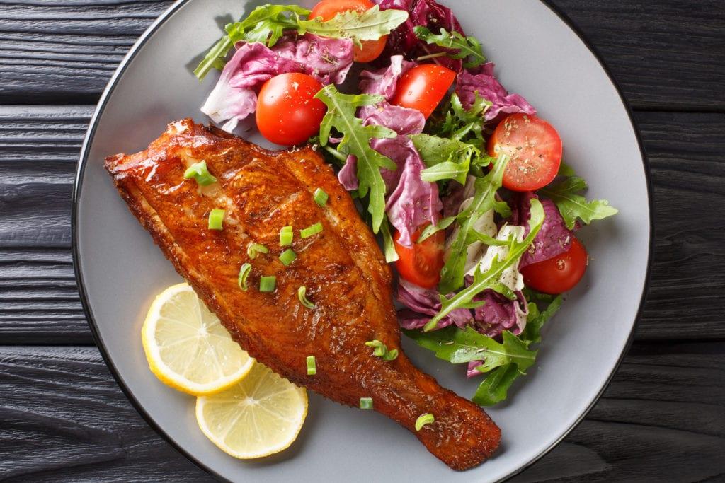 Pan-Fried Rockfish Recipe