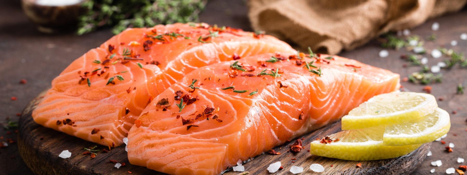 wholesale salmon fillet